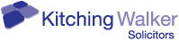 Kitching Walker Solicitors Logo